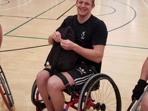 Volunteer of the Month: Stephen