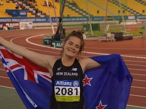 Parafed Otago have great showing at the 2016 NZ Track and Field Championships
