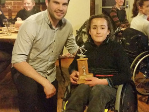 2015 Otago Adaptive Snow Sports Awards Evening.