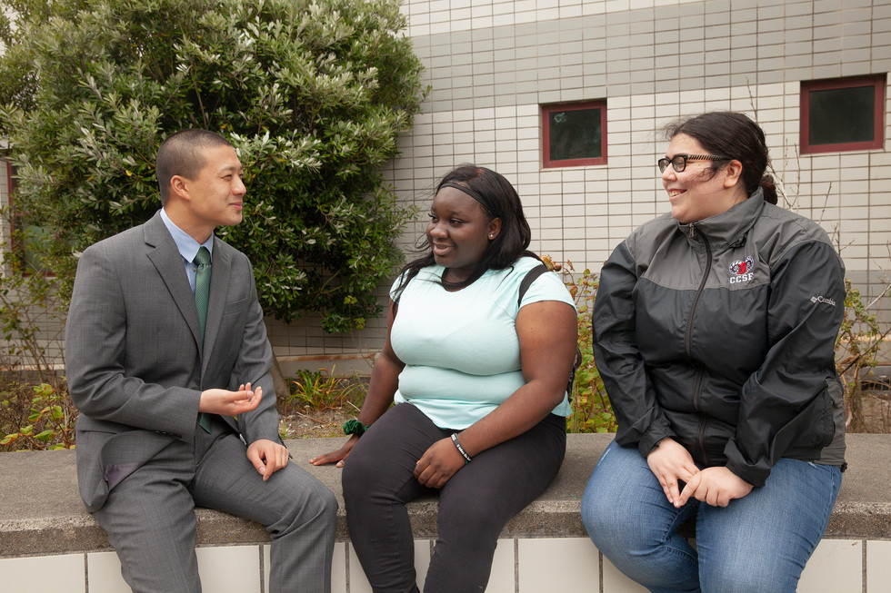 Alan discusses how 21st Century curricula will benefit CCSF students.