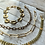 Thumbnail: Herringbone Link Bracelet FBA23