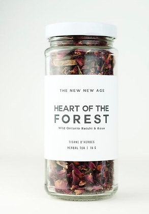THE NEW NEW AGE Heart of the Forest Herbal Tea