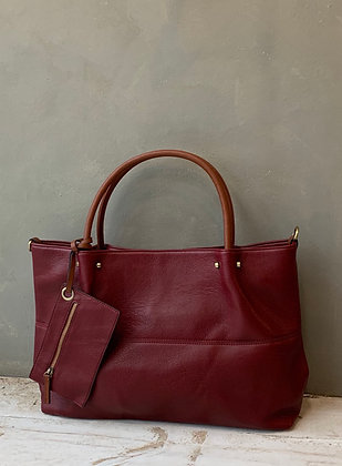 3-1 large vegan leather bag travel ottawa Hintonburg