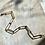 Thumbnail: Large Rectangular Link Bracelet FBA24