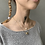 Thumbnail: Freshwater Pearl or Goldplated Bead Necklace FNA15