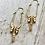 Thumbnail: Moonstone Earrings FEA37