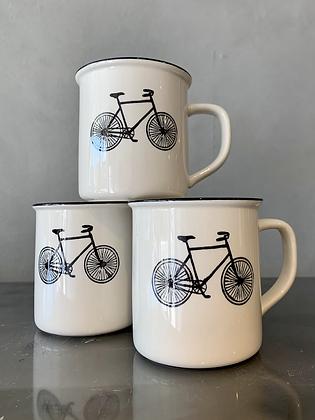 Bicycle Mug HG54