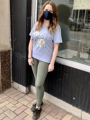 Mama Floral T-Shirt TS18