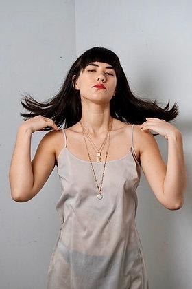 FRÜG 'Nisha' Double Strand Freshwater Pearl Necklace