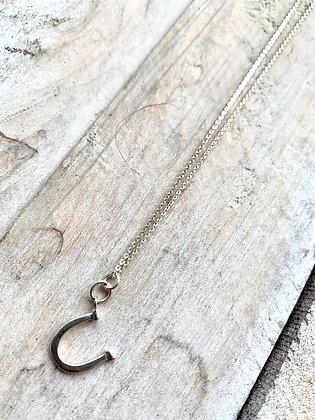 KINDRED 'Sterling Horseshoe' Necklace KDN02