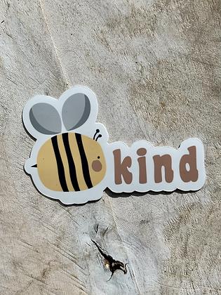 KATUSHA CO. 'Bee Kind' (sticker) PG10