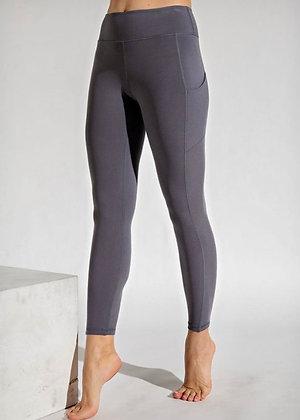 Grey Yoga Pants P07