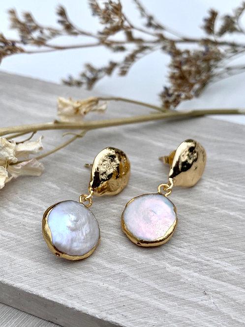 Freshwater Pearl Earrings FEA06