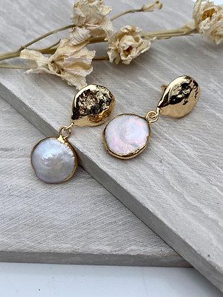 FRÜG Freshwater Pearl Earrings FEA06