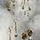 Thumbnail: Shell Loop Earrings FEA39