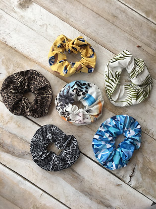Made in Ottawa scrunchies hair tie Wellington Hintonburg