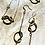 Thumbnail: Pretzel Earring/Necklace/Bracelet  FNA72SET