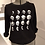 Thumbnail: Moon Cycle crew neck sweater SW02