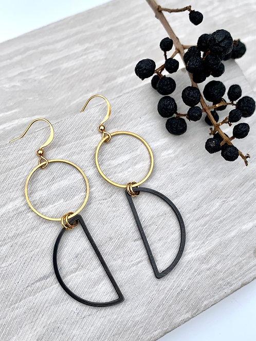 >>> MABE - Mixed Modern Minimalist Earrings <<<