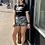 Thumbnail: Babes Support Babes black T-shirt TS09