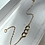Thumbnail: Three Loop Necklace or Bracelet  FNA88SET