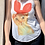 Thumbnail: Cat with Bunny Ears Graphic Tank TT09