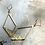 Thumbnail: Three Hammered Earrings Series FEA52SET