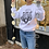 Thumbnail: Anti-Social Tiger sweatshirt - white and black