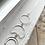 Thumbnail: TAMARA STEINBORN 'LaLune' Sterling Silver Necklace TSN79