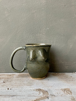 MOSELLE Olive Glazed Mug - BOOB21 (does not ship)