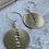 Thumbnail: FRÜG Moonphase Earrings FEA26