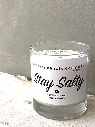 Ottawa soy candle Wellington  west
