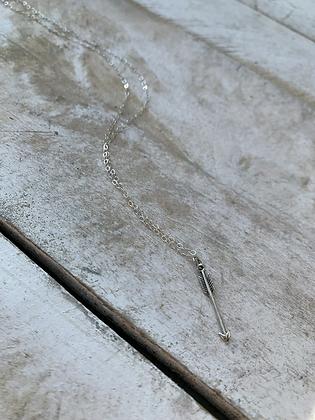 WORN BY WARRIORS 'Arrow' Necklace WWN15