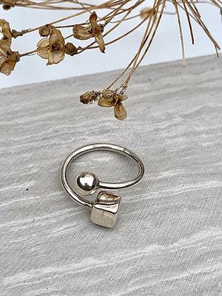 STERLING Modern Ring