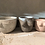 Thumbnail: COLD GOLD - medium breast planter HG15