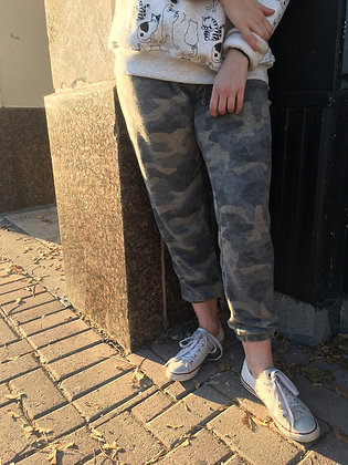 Comfy Camo Joggers P01