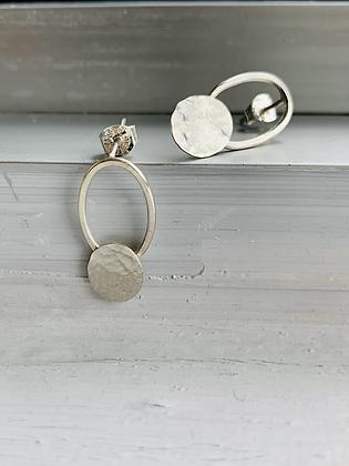 TAMARA STEINBORN 'Irkin' Sterling Silver Earrings TSE08