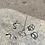 Thumbnail: TAMARA STEINBORN 'Blink' Sterling  Silver Necklace TSN80
