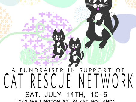 Kindred Kats Fundraiser for Cat Rescue Network