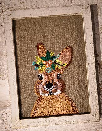 Ham Borderie made in India gift idea bunny rabbit cute Ottawa Wellington