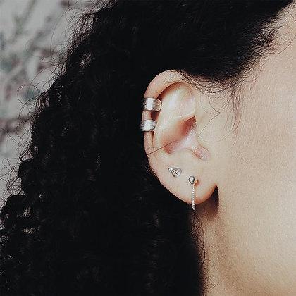 SARASWATI 'Oliya Studs - Sterling' Earrings SWE03