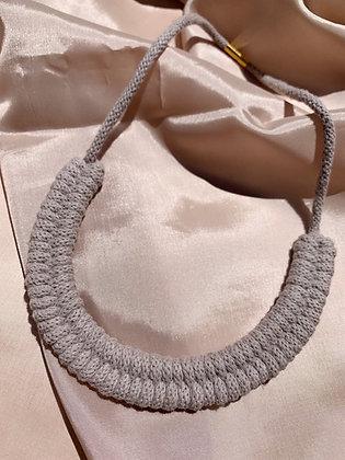 Unique jewelry gift ideas cotton necklace Wellington ottawa