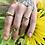 Thumbnail: UMA ~ Snake Ring in Bronze or Sterling