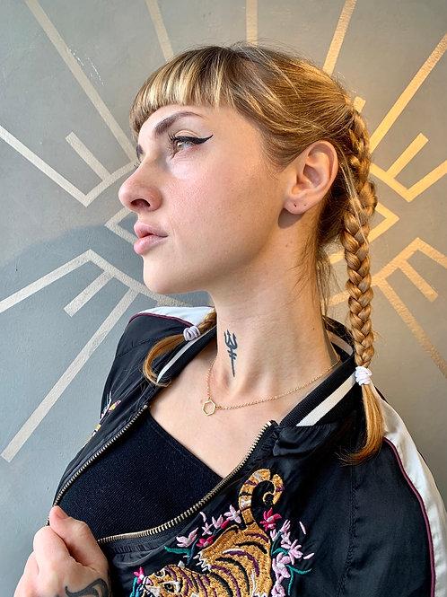 Hexagon Necklace FNA13