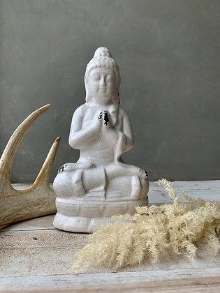 Glazed Ceramic Buddha Statue (does not ship) HG03