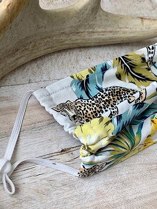YOHAWKE Jungle Print Handmade Mask YH12