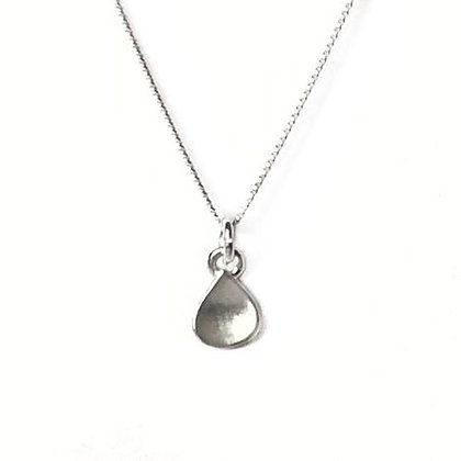 REBEL SOUL - Tiny Water Drop pendant