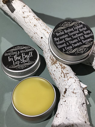 Herbal lip balm small batch ottawa Westboro self care