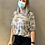 Thumbnail: Round Neck Short Sleeve Top - Camouflage TS14