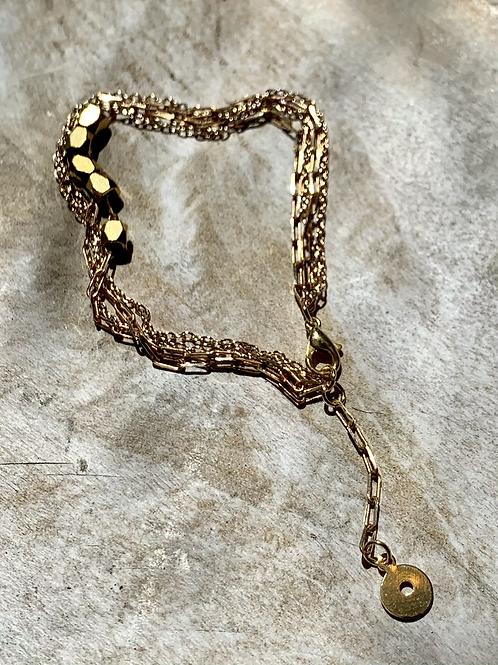 Four Strand Bracelet FBA12